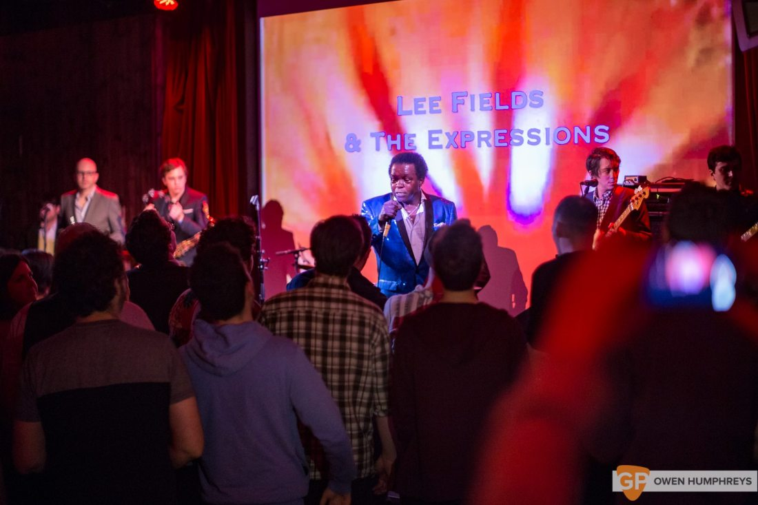Lee Fields & The Expressions at The Sugar Club (8 of 14)
