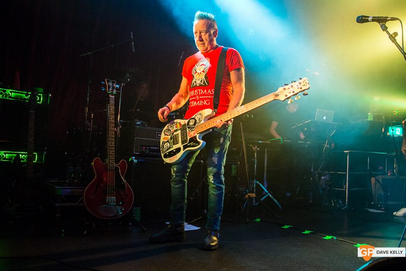 Peter Hook and the Light at The Academy 28 December 2017-12