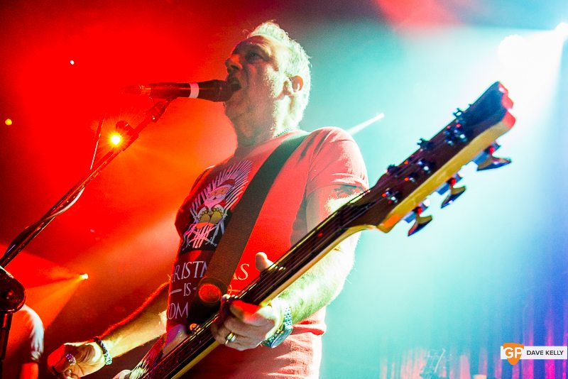 Peter Hook and the Light at The Academy 28 December 2017-15