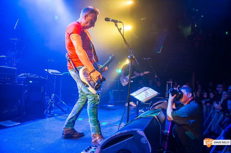 Peter Hook and the Light at The Academy 28 December 2017-24