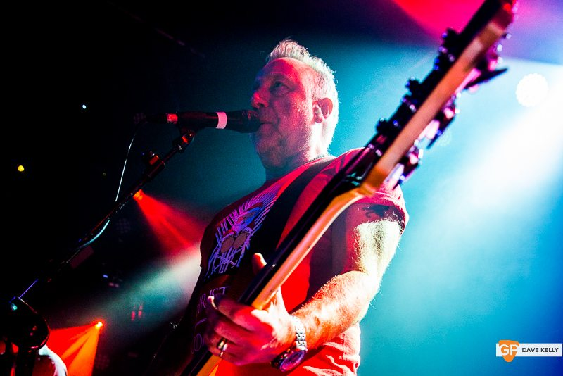 Peter Hook and the Light at The Academy 28 December 2017-28