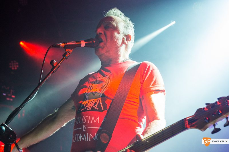 Peter Hook and the Light at The Academy 28 December 2017-31