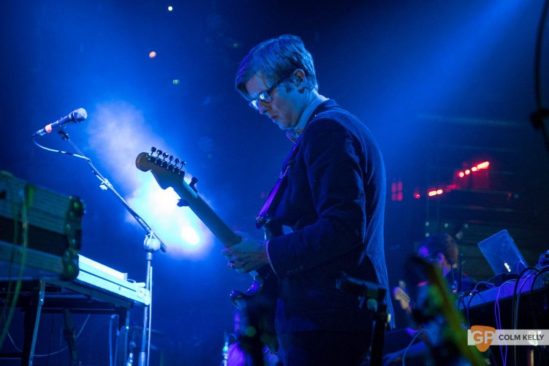 Public Service Broadcasting at The Academy by Colm Kelly-0504