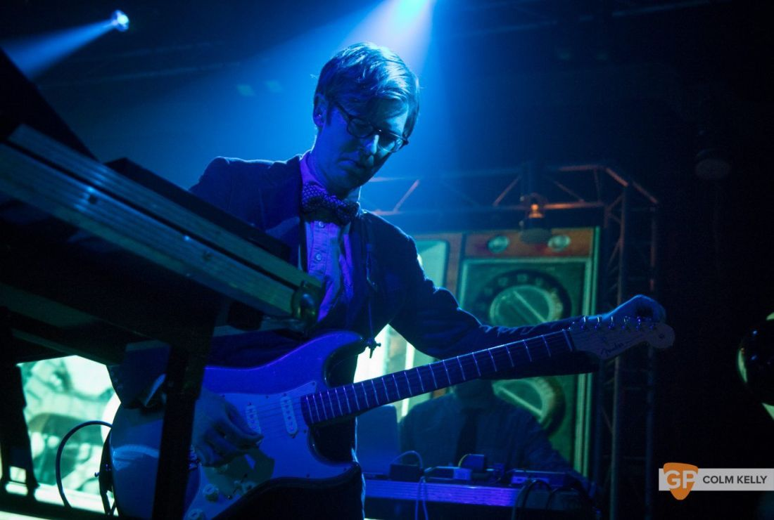 Public Service Broadcasting at The Academy by Colm Kelly-0530