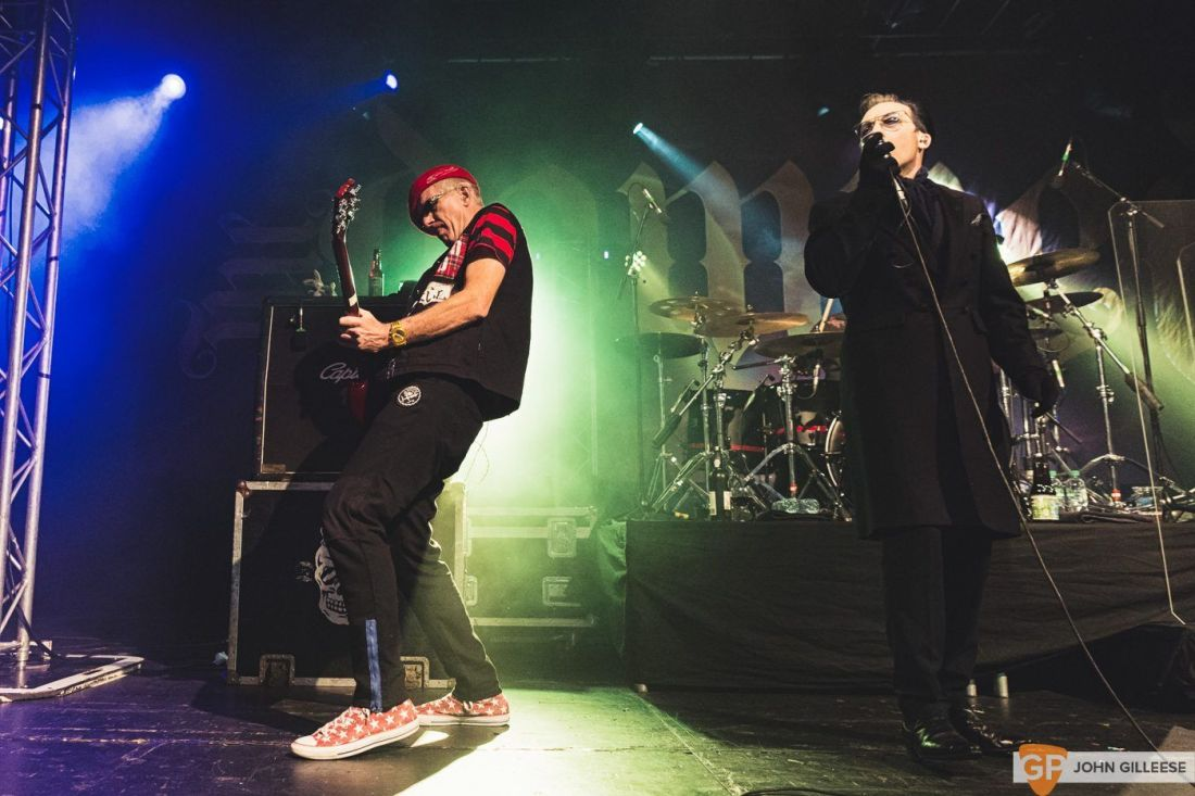 1 – The Damned @ Manchester Academy (26)