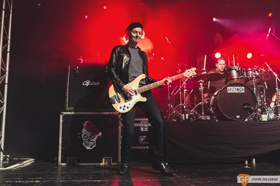 1 – The Damned @ Manchester Academy (7)