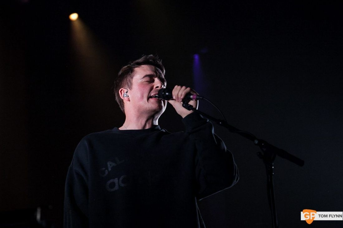 Dermot Kennedy at The Olympia
