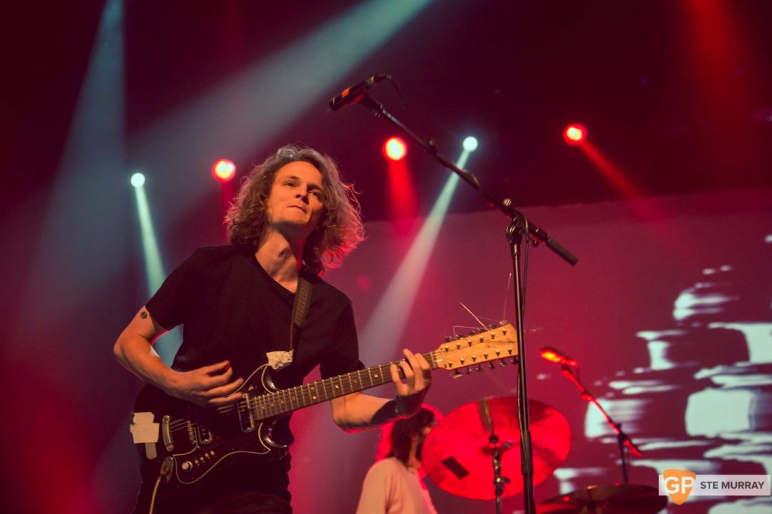 King Gizzard And The Lizard Wizard at Olympia Theatre by Ste Murray_05