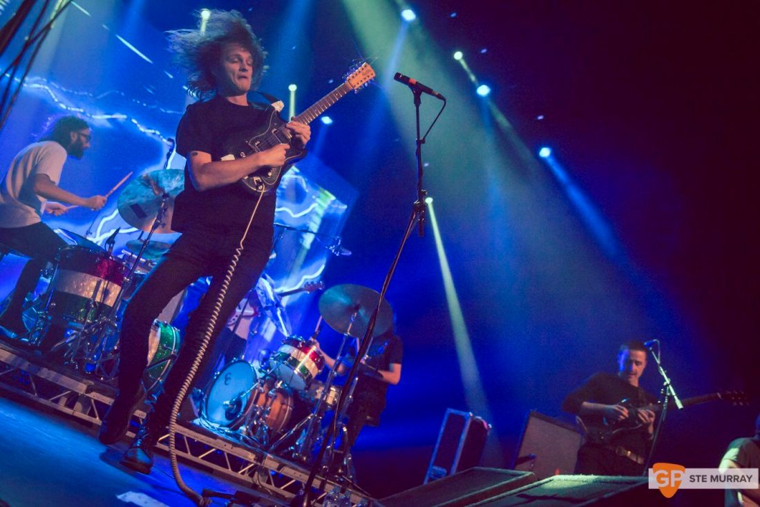 King Gizzard And The Lizard Wizard at Olympia Theatre by Ste Murray_11