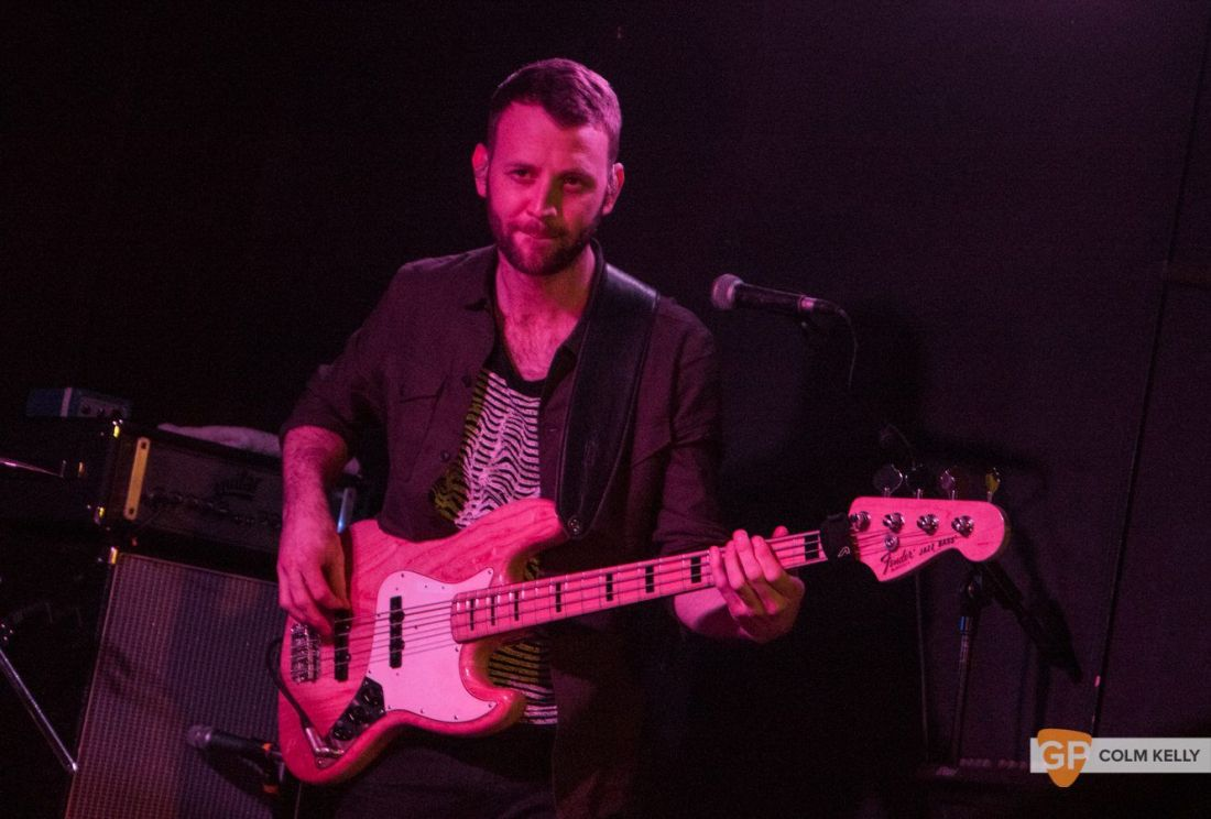Paul Draper at The Workmans Club Dublin 23.2.2018 by Colm Kelly-2-11