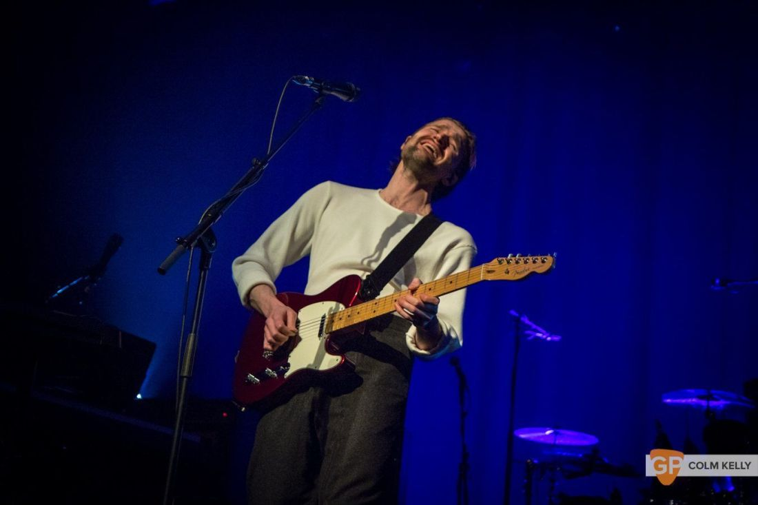 Wild Beasts The Olympia Theatre, Dublin by Colm Kelly-2-111