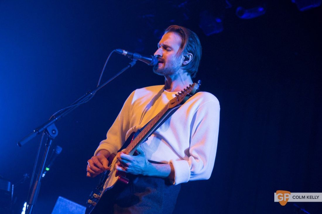 Wild Beasts The Olympia Theatre, Dublin by Colm Kelly-2-124