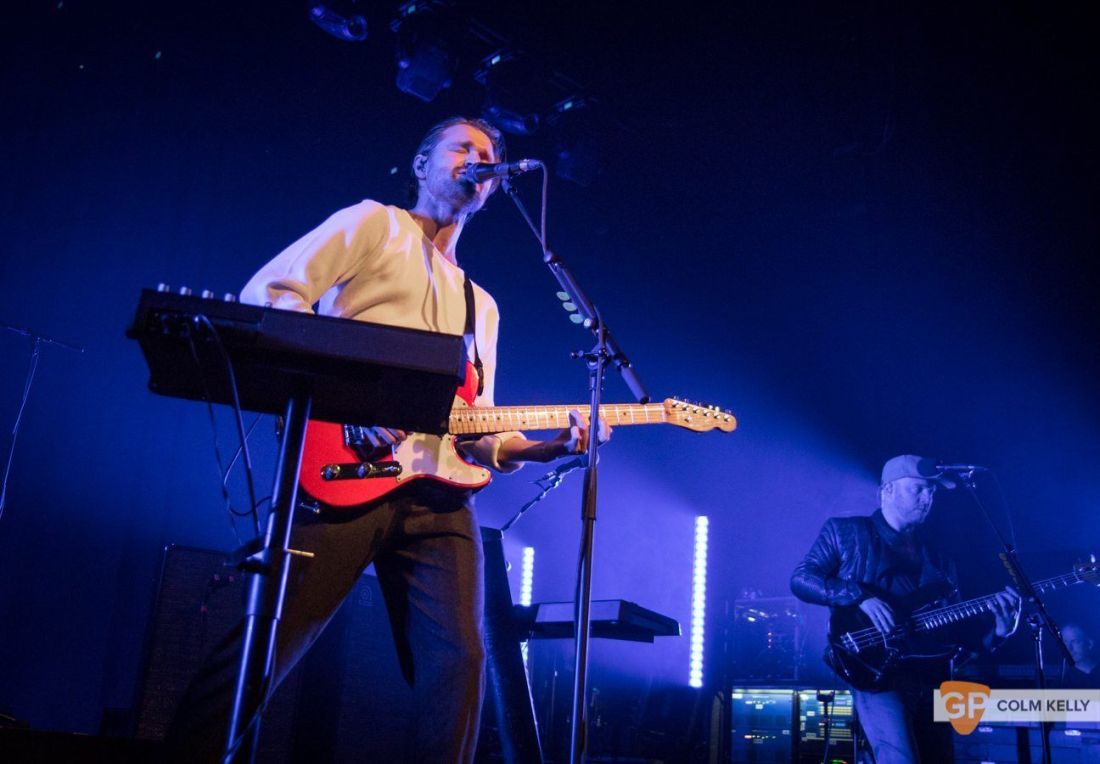 Wild Beasts The Olympia Theatre, Dublin by Colm Kelly-2-128