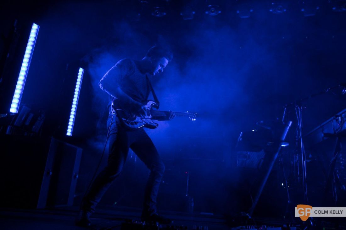 Wild Beasts The Olympia Theatre, Dublin by Colm Kelly-2-24