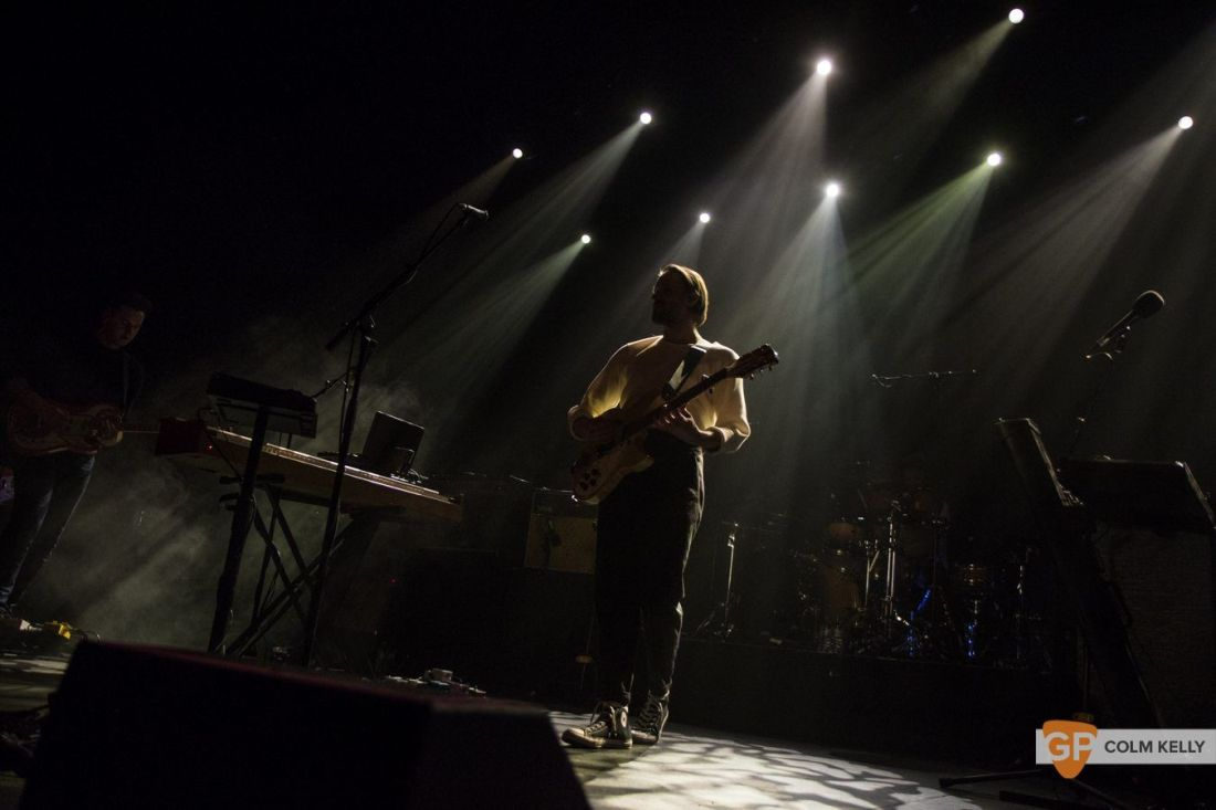 Wild Beasts The Olympia Theatre, Dublin by Colm Kelly-2-47
