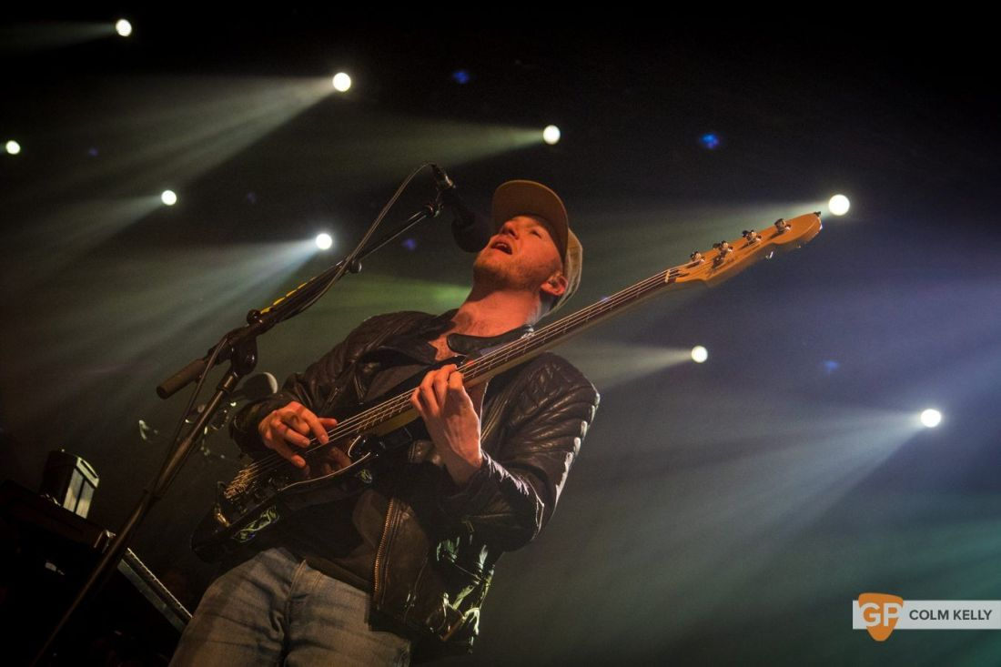 Wild Beasts The Olympia Theatre, Dublin by Colm Kelly-2-54