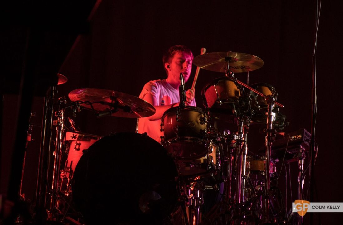 Wild Beasts The Olympia Theatre, Dublin by Colm Kelly-2-59