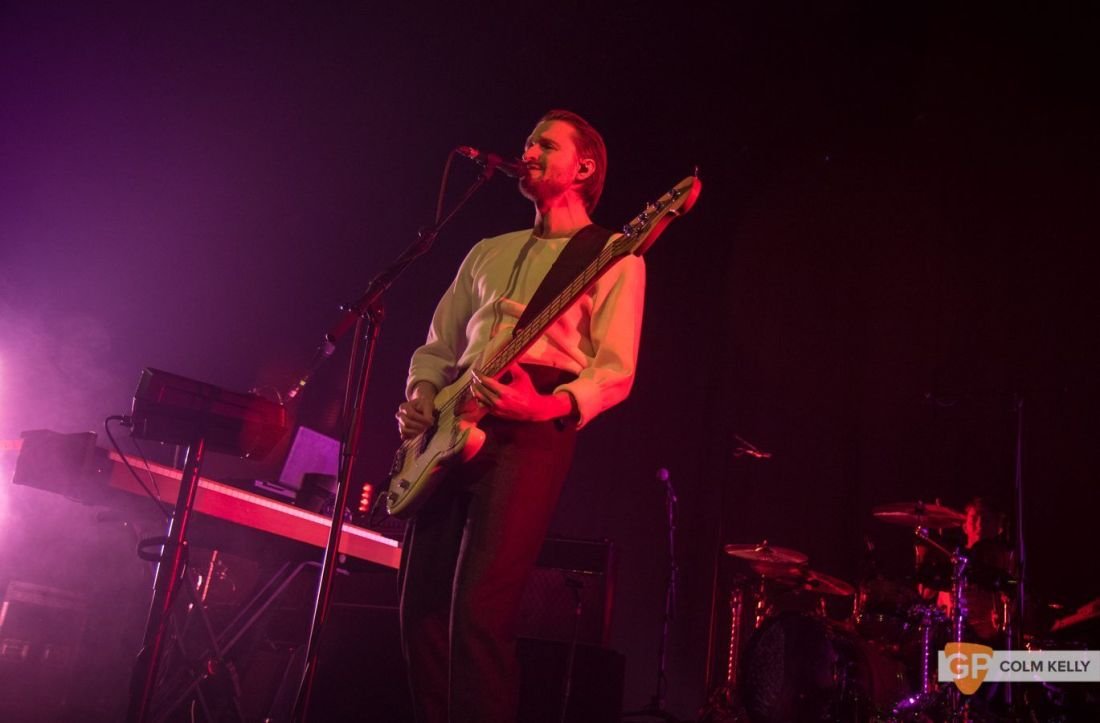 Wild Beasts The Olympia Theatre, Dublin by Colm Kelly-2-80