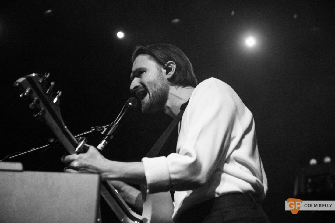 Wild Beasts The Olympia Theatre, Dublin by Colm Kelly-2-93