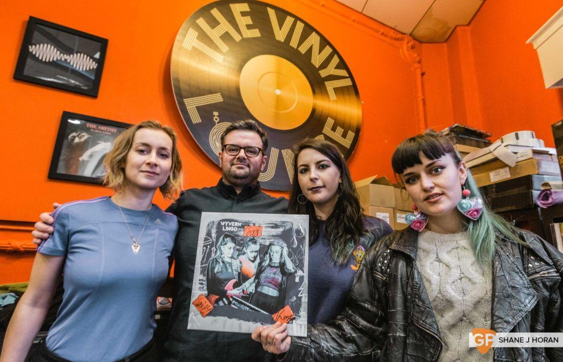 Wyvern Lingo, Golden Disc Vynl Lounge, 25-2-18 (18 of 18)