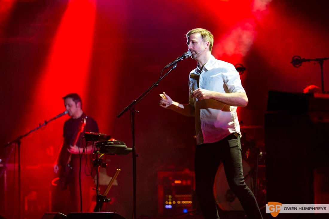 Bell X1 at Vicar Street – 20th Anniversary show-9