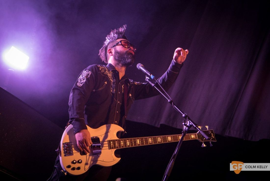 Feeder at The Olympia Theatre, Dublin 21.3.2018 by Colm Kelly-3-25