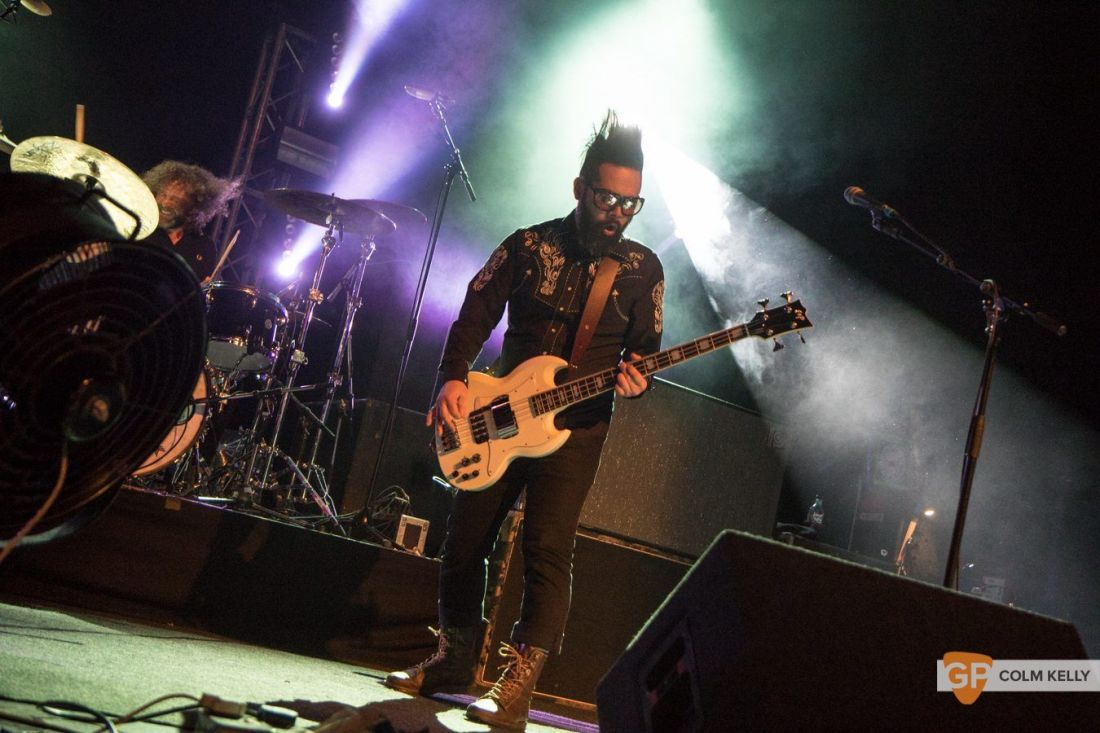 Feeder at The Olympia Theatre, Dublin 21.3.2018 by Colm Kelly-3-52