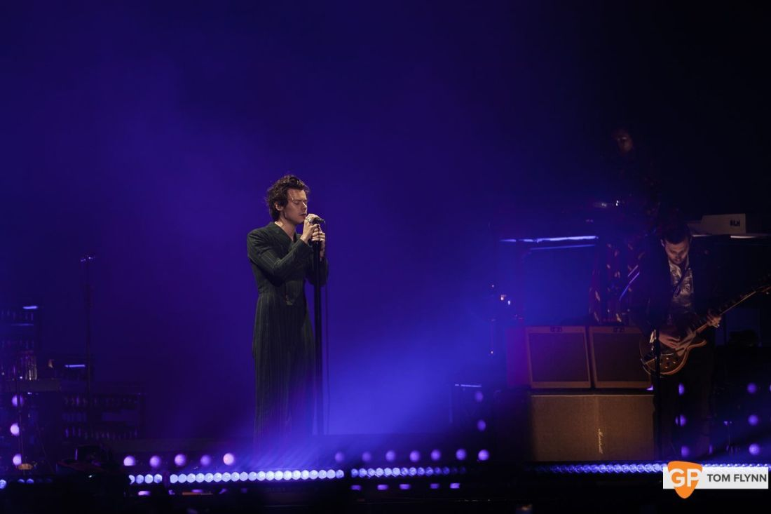Harry Styles at The 3Arena
