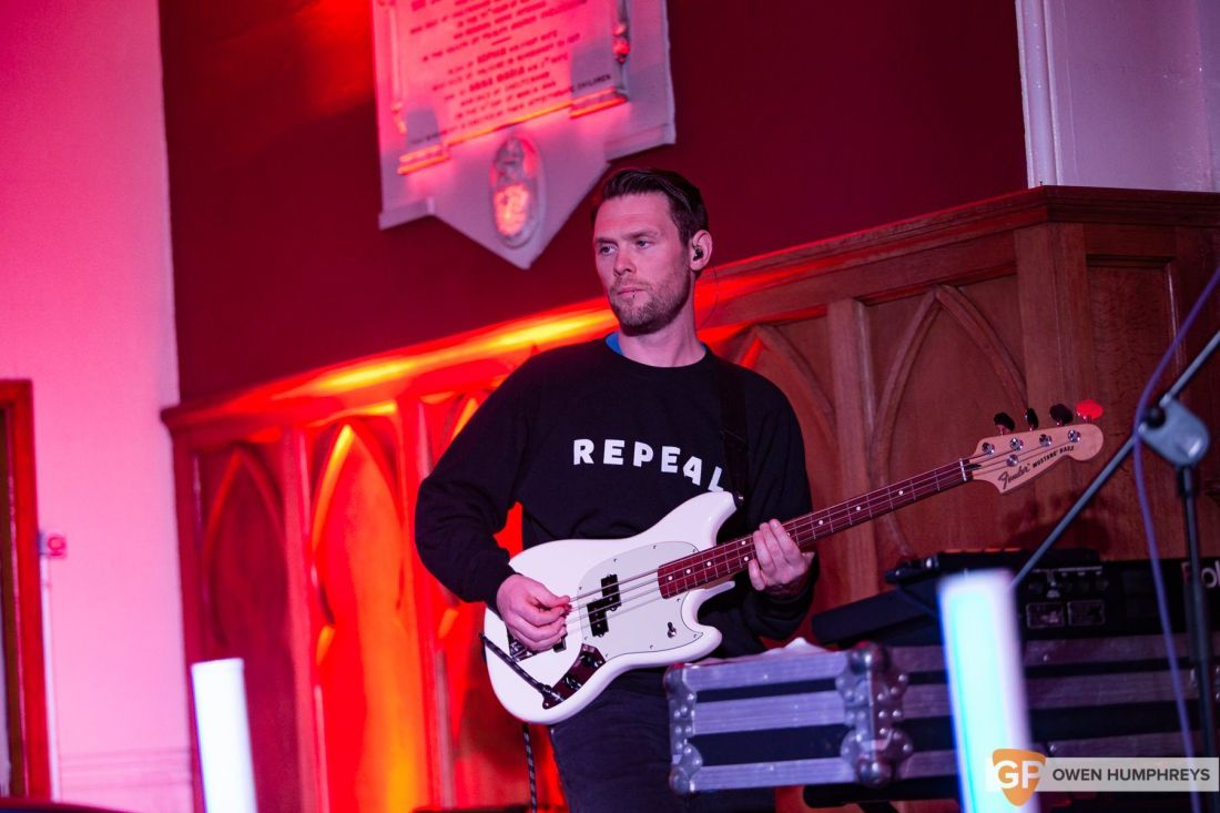 Saint Sister at St. John The Baptist Church, Drumcondra. Photo by Owen Humphreys www.owen.ie-3