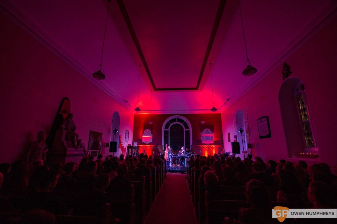 Saint Sister at St. John The Baptist Church, Drumcondra. Photo by Owen Humphreys www.owen.ie-5