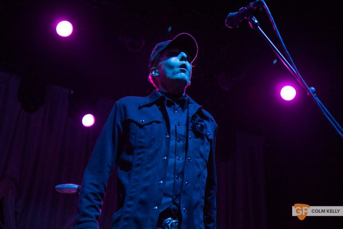 Slim Cessna's Auto Club at Olympia Theatre, Dublin by Colm Kelly-0032