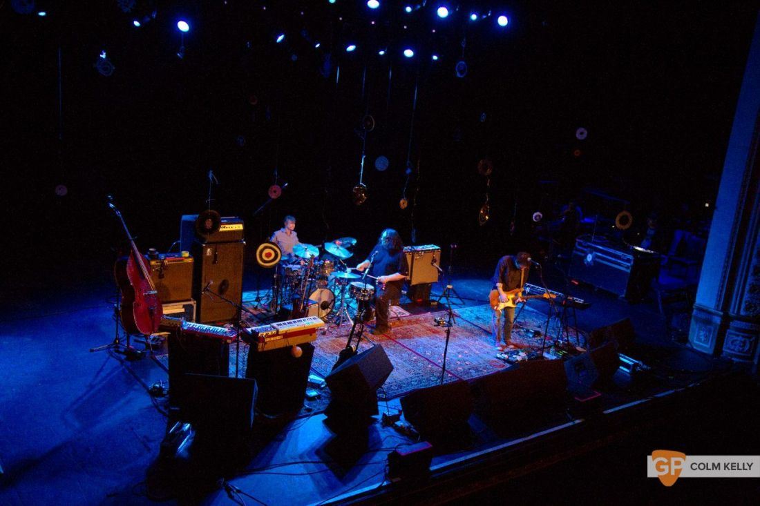 Yo La Tengo at The Olympia Theatre, Dublin 28.4.2018 by Colm Kelly