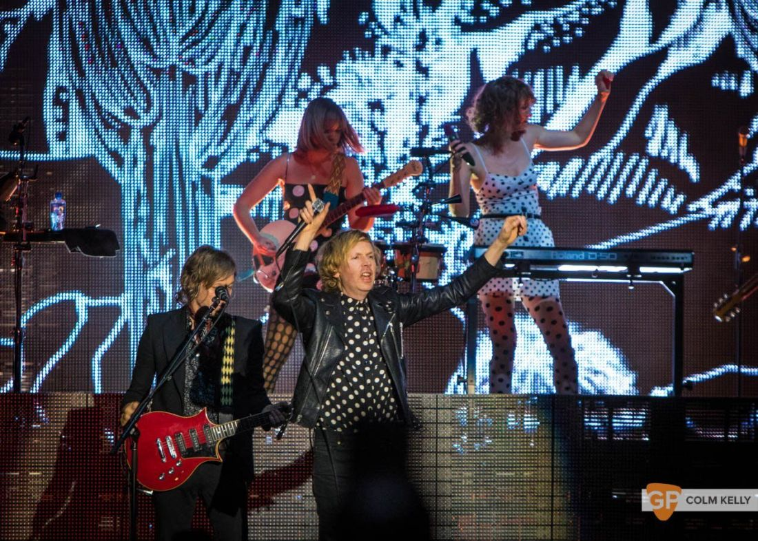 Beck at The 3Arena, Dublin 23.5.2018 by Colm Kelly-5-10