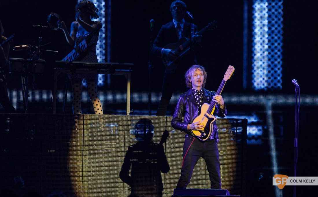 Beck at The 3Arena, Dublin 23.5.2018 by Colm Kelly-5-42