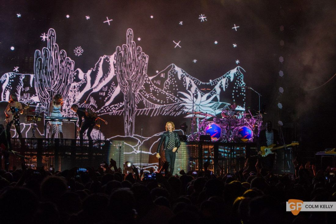 Beck at The 3Arena, Dublin 23.5.2018 by Colm Kelly-5-9
