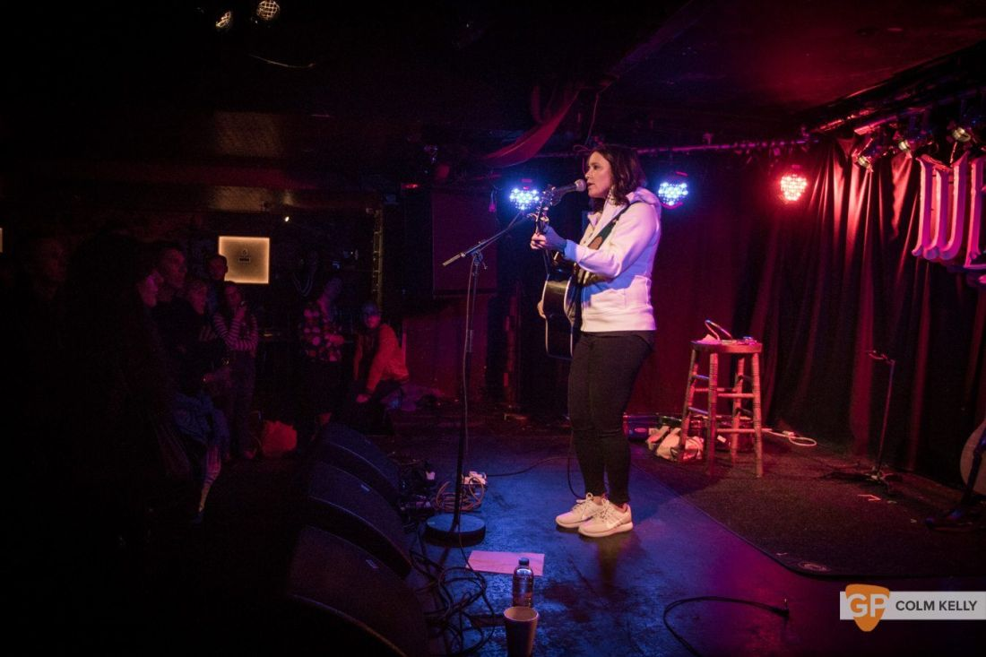 Courtney Jaye at Whelan's, Dublin 11.5.2018 by Colm Kelly-5-19
