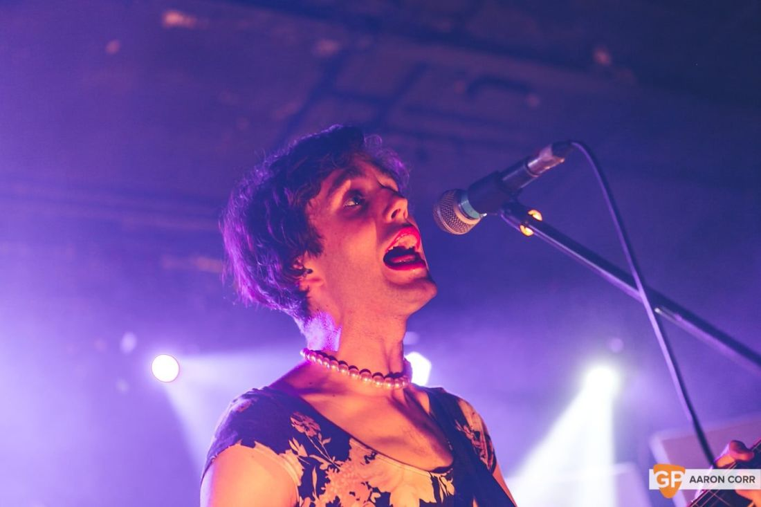 Ezra Furman at The Tivoli by Aaron Corr-1122