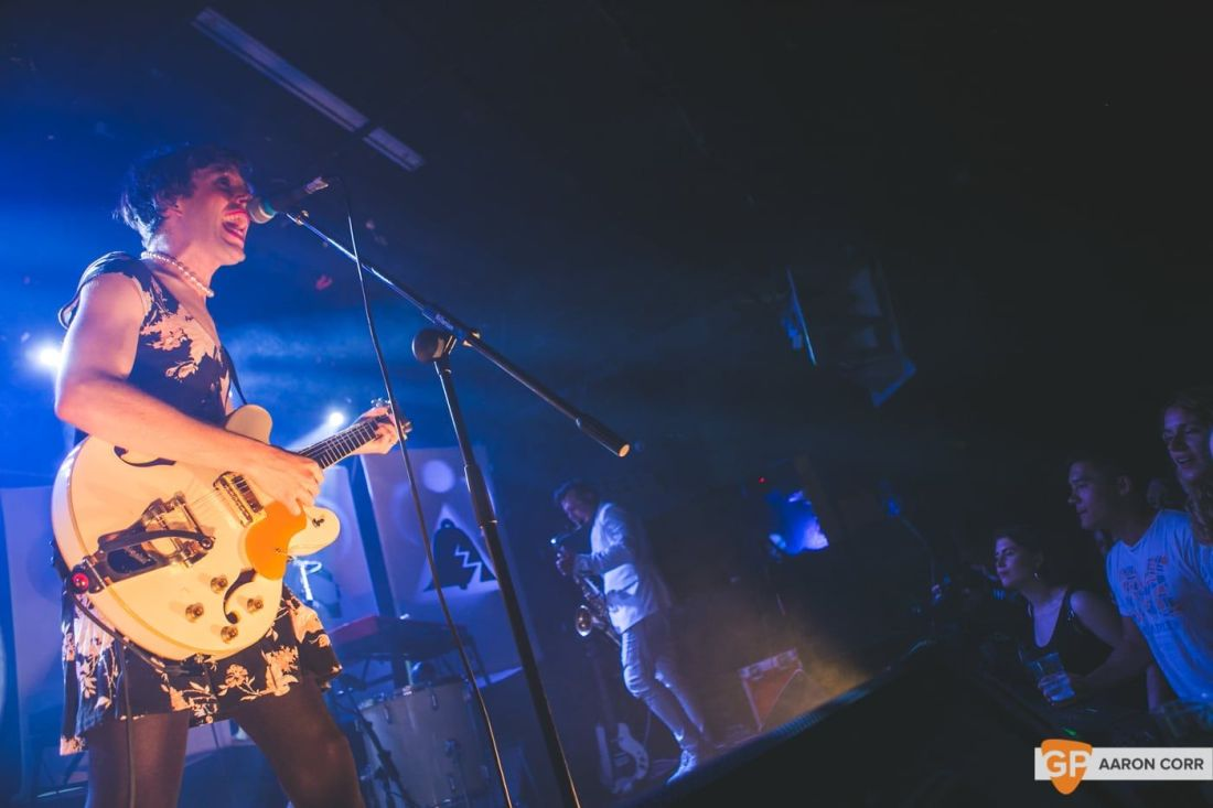 Ezra Furman at The Tivoli by Aaron Corr-1138