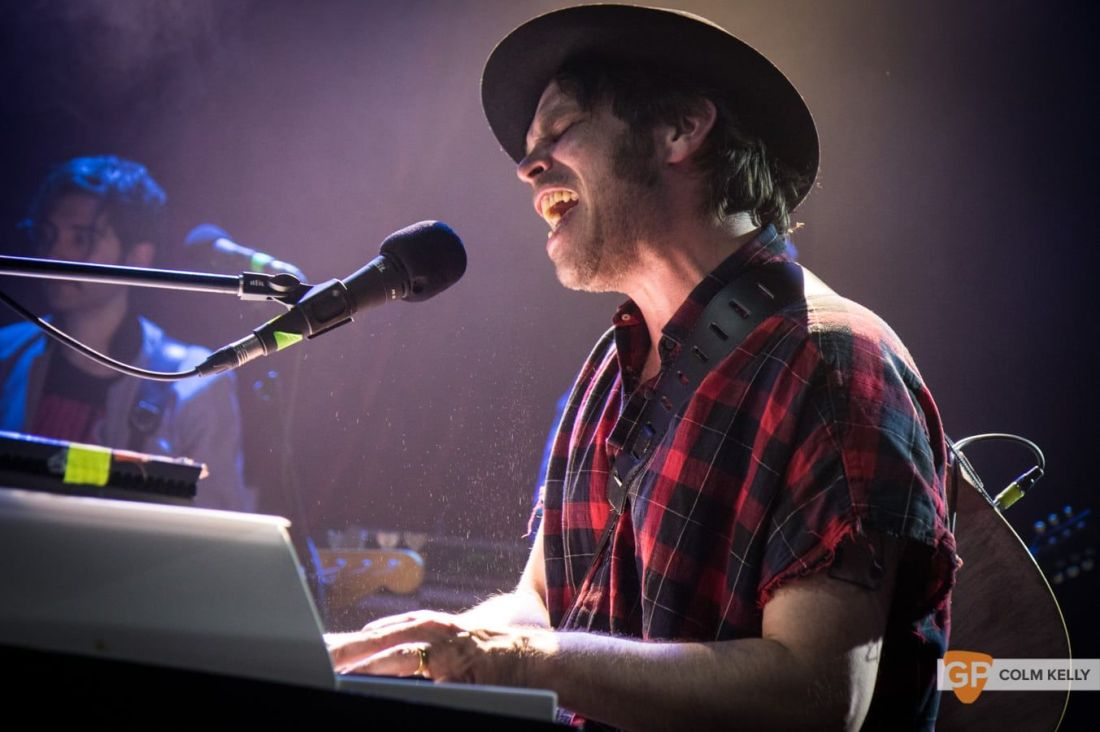 Gaz Coombes at The Academy, Dublin 25.5.2018 by Colm Kelly-5-192