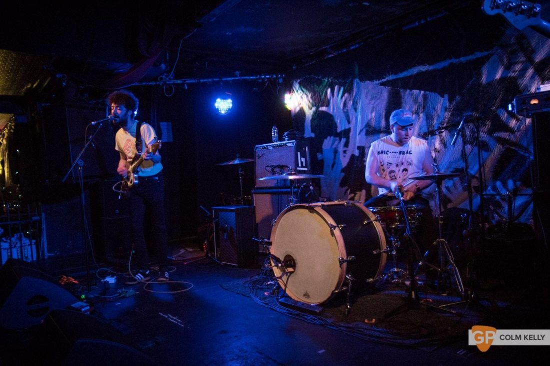 Oh Boland at Whelan's, Dublin by Colm Kelly-5-6