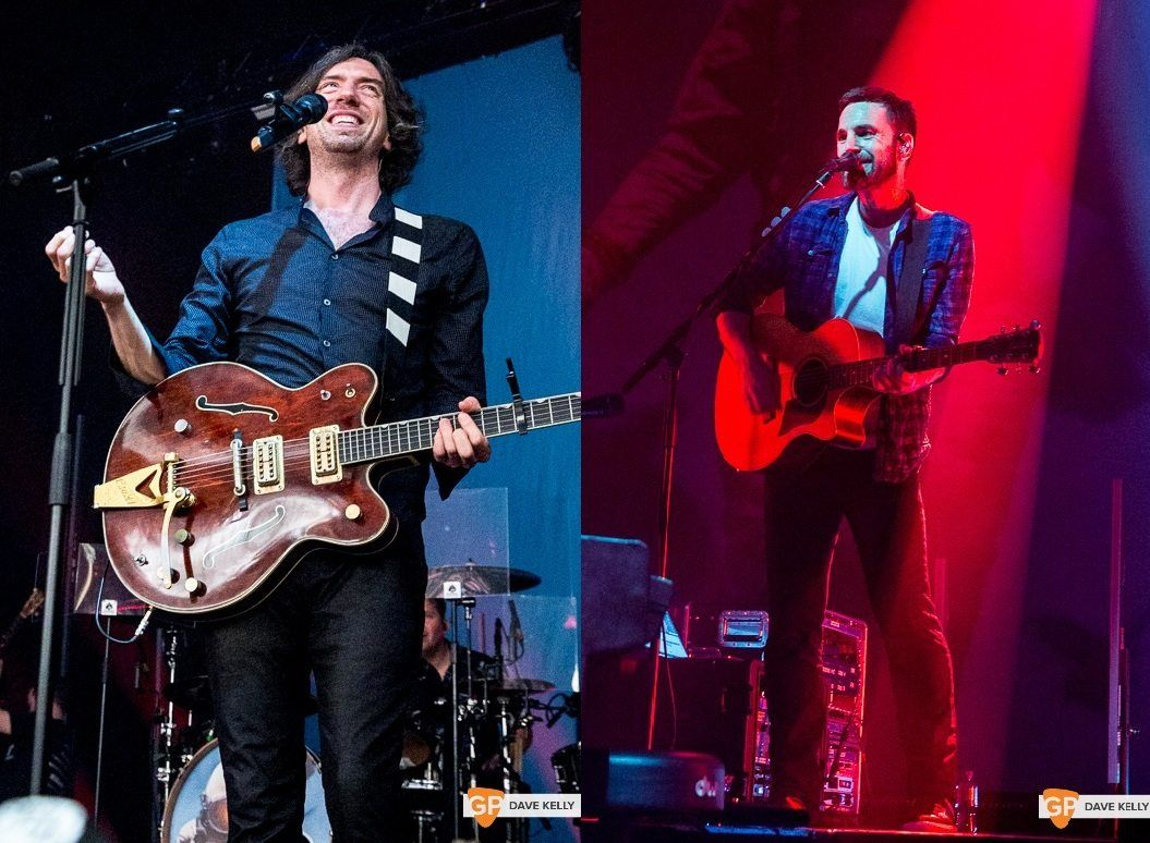 Snow Patrol at The Olympia on 15 May 2018 25