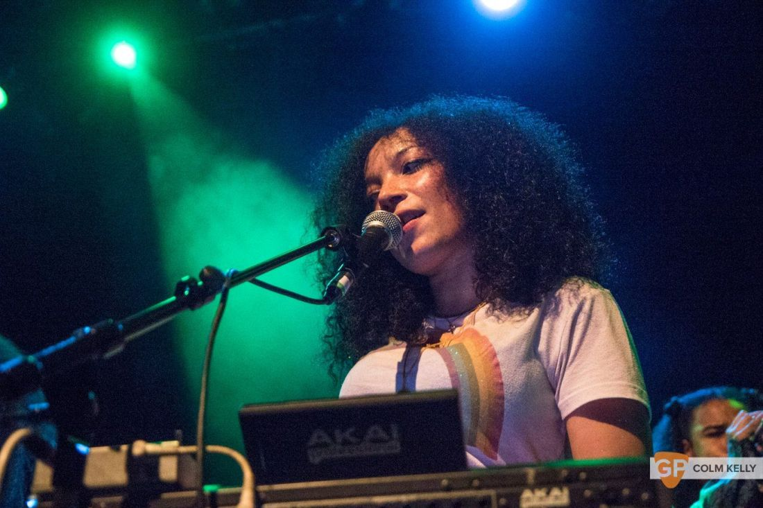 The Go! Team at The Button Factory, Dublin 3.5.2018 by Colm Kelly-5-20