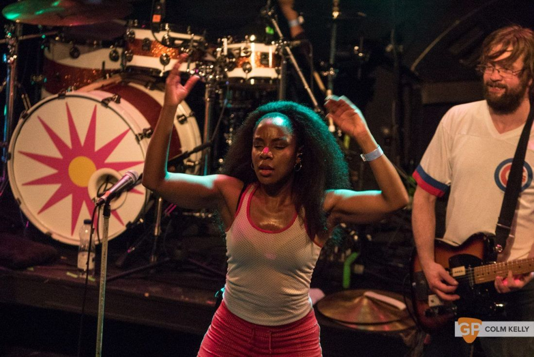 The Go! Team at The Button Factory, Dublin 3.5.2018 by Colm Kelly-5-9