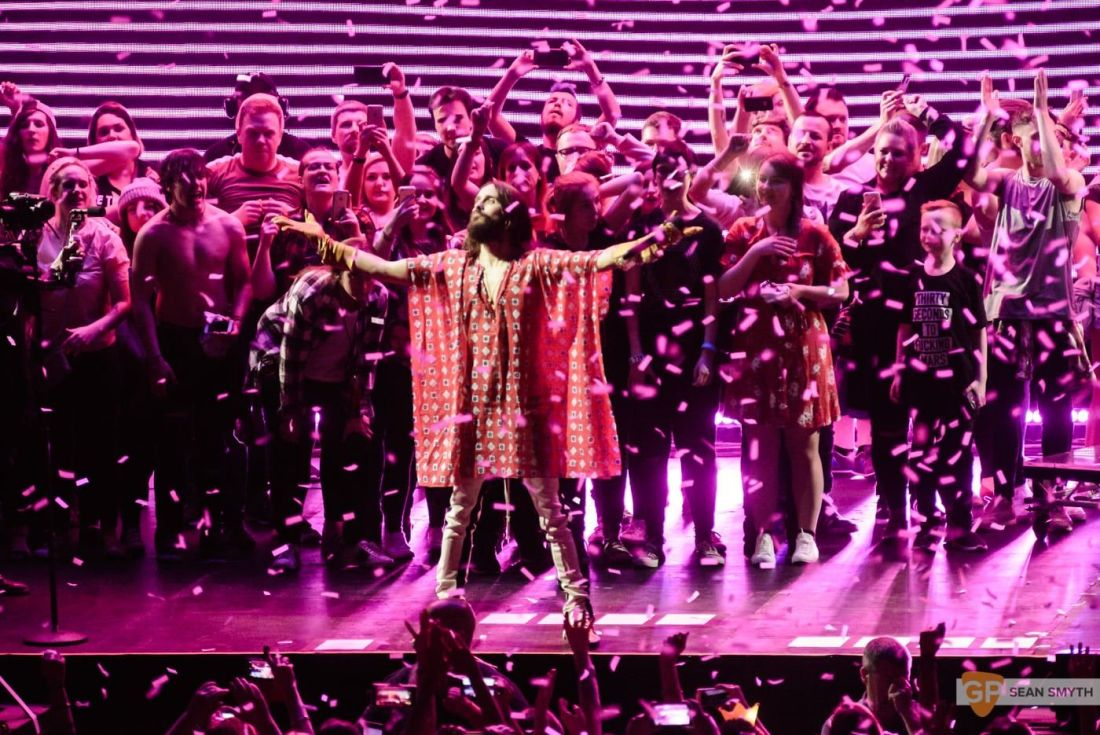 Thirty Seconds to Mars at 3Arena by Sean Smyth (30-5-18) (36 of 39)