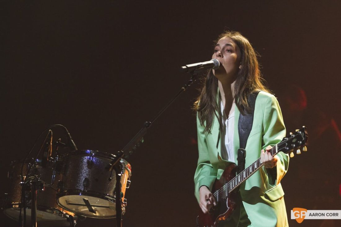 Haim at Olympia by Aaron Corr-2009