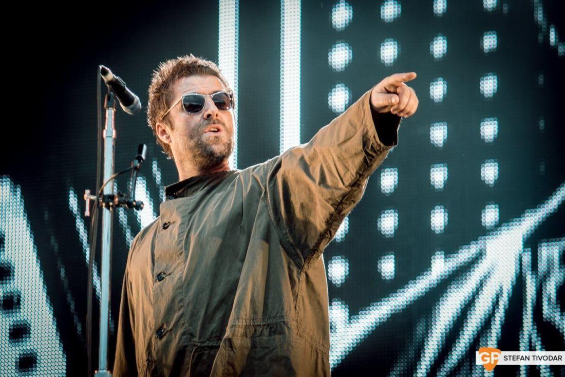 Liam Gallagher Malahide Castle 2018 – Tivodar