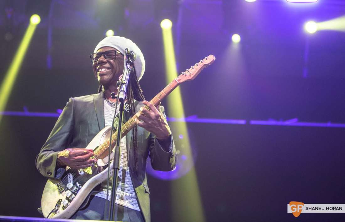 Nile Rodgers Chic, Marquee Cork, Shane J Horan, 17-6-18 (22 of 31)