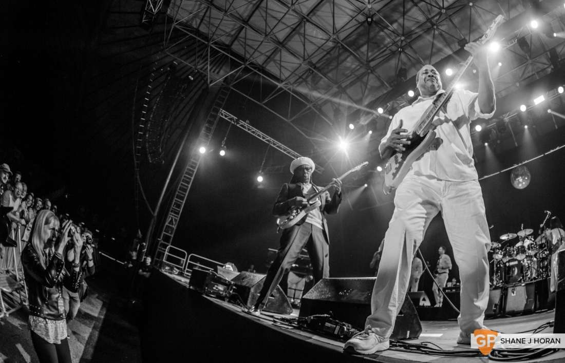 Nile Rodgers Chic, Marquee Cork, Shane J Horan, 17-6-18 (25 of 31)