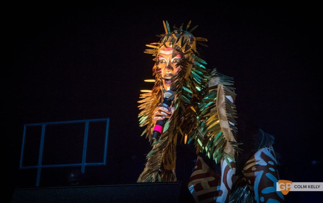Grace Jones at Trinity Summer Sessions 23.7.2018 by Colm Kelly-7-104