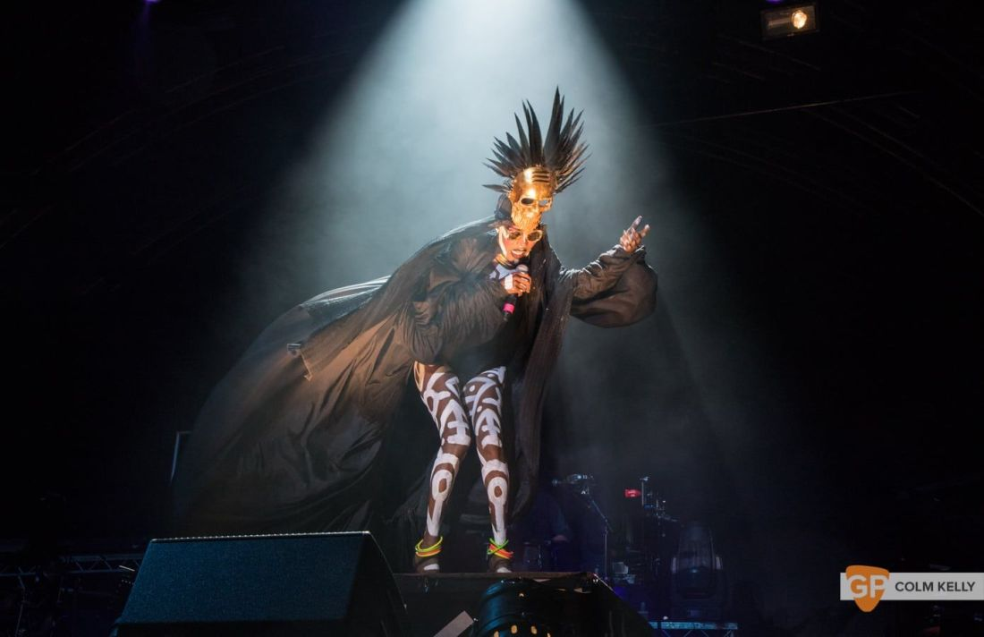 Grace Jones at Trinity Summer Sessions 23.7.2018 by Colm Kelly-7-14